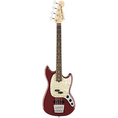 Fender American Performer Mustang Bass RW AUB « Electric Bass Guitar