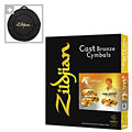 Zildjian K Custom Hybrid Becken-Set 14,25HH/16C/18C/20R + Cymbalbag for free « Cymbal-Set