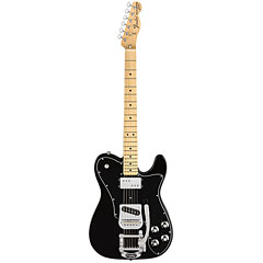 Fender LTD 72 Telecaster Custom Bigsby Black « Electric Guitar
