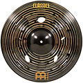 "FX Cymbals Meinl Classics Custom Dark 16"" Trash Stack, Cymbals, Drums/Percussion"