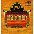 GHS E250 Stainless Steel Mandolin Strings « Strings