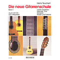 Ricordi Die neue Gitarrenschule Bd.1 « Instructional Book