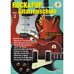 Schott Rock & Pop Gitarrenschule Bd.2