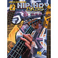 Instructional Book Hal Leonard Hip-Hop Bass