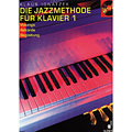 Schott Die Jazzmethode für Klavier Bd.1 « Instructional Book