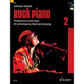 Instructional Book Schott Rock Piano Bd.2