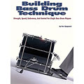 Music Sales Building Bass Drum Technique « Instructional Book