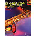 Schott Die Jazzmethode für Saxophon 1 « Instructional Book