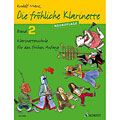 Schott Die fröhliche Klarinette Bd.2 « Instructional Book