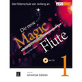 Instructional Book Universal Edition Magic Flute Bd.1