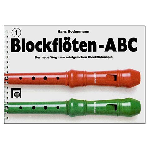 Edition Melodie Blockflöten ABC Bd.1