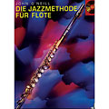 Instructional Book Schott Die Jazzmethode für Flöte