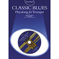 Play-Along Music Sales Classic Blues for trumpet