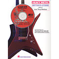 Instructional Book Hal Leonard Heavy Metal Rhythmus Gitarre 1