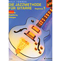 Instructional Book Schott Jazzmethode Gitarre Rhythmus1