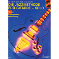 Instructional Book Schott Jazzmethode für Gitarre-Solo
