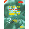 Music Notes Dux Best of Pop & Rock for Classical Guitar Vol.1