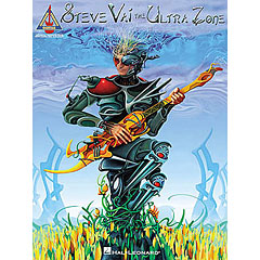 Hal Leonard Steve Vai - The Ultra Zone