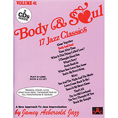 Aebersold Vol.41 Body & Soul