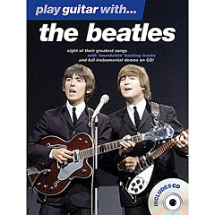 Music Sales Play Guitar With The Beatles