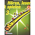 Instructional Book De Haske Hören,Lesen&Spielen Bd. 3