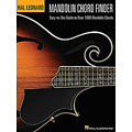 Hal Leonard Mandolin Chord Finder « Instructional Book