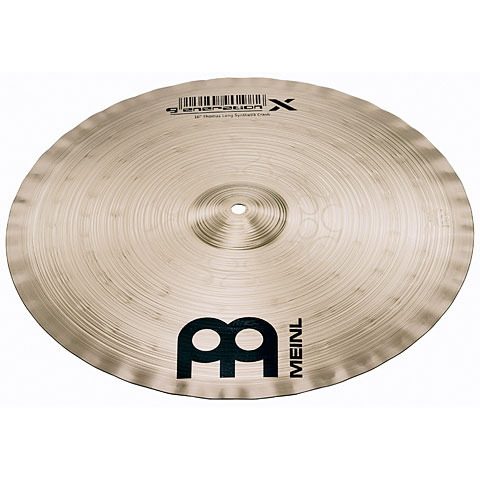 Meinl 16  Generation X Synthetik Crash