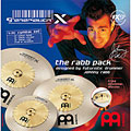 Meinl Generation X The Rabb Pack (12H/16C/18R) « Cymbal Set