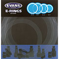 Drum head accessories Evans E-Ring Set Fusion 10/12/14/14