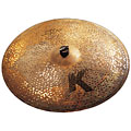 "Ride-Cymbal Zildjian K Custom 20"" Left Side Ride"