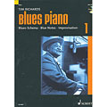Schott Blues Piano Bd.1 « Instructional Book