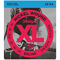 D'Addario EXL145 Nickel Wound .012-054 « Electric Guitar Strings