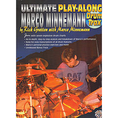 Warner Ultimate Play-Along Marco Minnemann Drum Trax