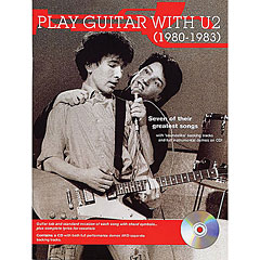 Music Sales Play Guitar With U2 - 1980-1983