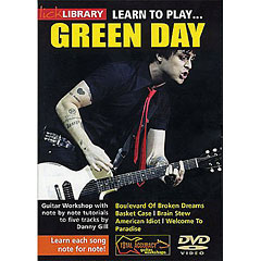 Roadrock Lick Library Learn to Play Green Day