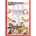 Instructional Book Leu Kleinpercussion spielen