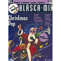 Schott Bläser-Mix Christmas Pop (B)