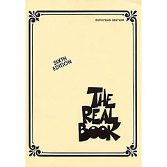 Hal Leonard The Real Book (C-Instrumente)