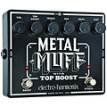 Electro Harmonix XO Metal Muff Top Boost « Guitar Effect