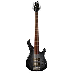 Sandberg Basic Ken Taylor 5-String Blackburst 2PH « Electric Bass Guitar