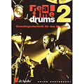 De Haske Real Time Drums Level 2 « Libro di testo