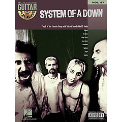 Hal Leonard Guitar Play-Along Vol.57 - System of a Down