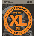 D'Addario EHR310 Half Rounds .010-046 « Electric Guitar Strings