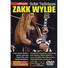 Roadrock Lick Library Zakk Wylde Guitar Techniques