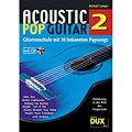 Instructional Book Dux Acoustic Pop Guitar Bd.2