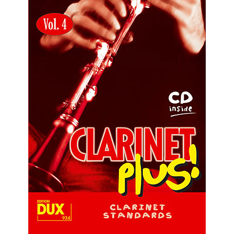 Dux Clarinet Plus! Vol.4