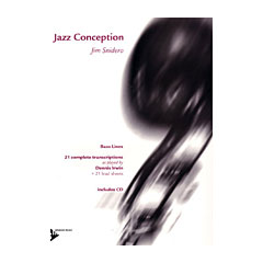 Advance Music Jazz Conception Bass Lines