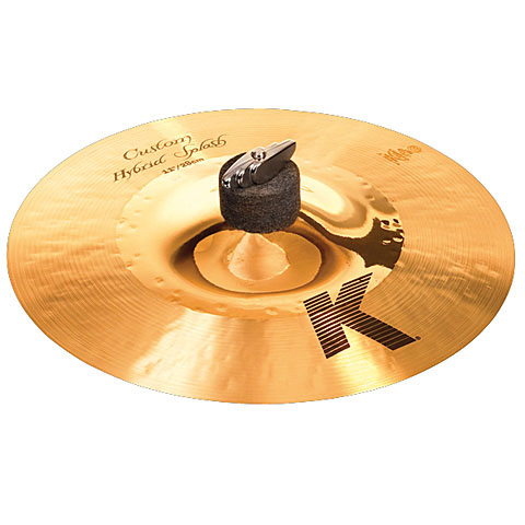 Zildjian K Custom 11  Hybrid Splash