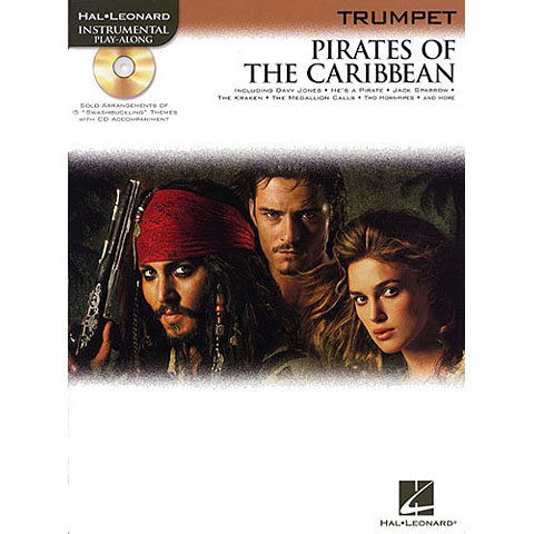 Hal Leonard Pirates of the Caribbean for Trumpet