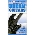 Music Sales Dream Guitars Cards « Instructional Book